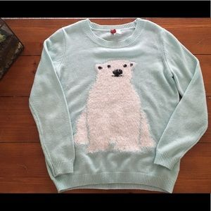 H&M Knit Sweater, Size Small